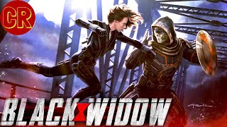 First Look at Black Widow Vs The Taskmaster In Concept Art!