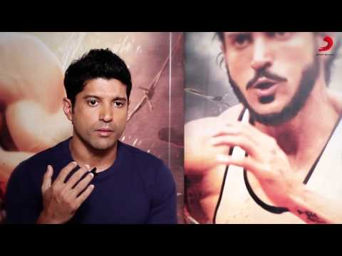 Farhan Akhtar Interview –  Bhaag Milkha Bhaag Part 1