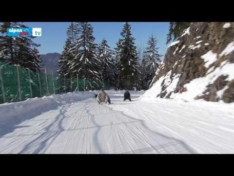 Winter auf dem Wallberg