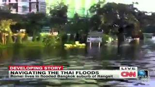 Threat of disease from historic flooding looms in Thailand   CNN com