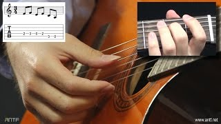 Guitar 105 - Asturias 0 بالعربية (Dr. ANTF)