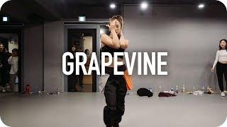 Grapevine Tiësto Jane Kim Choreography