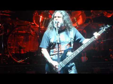 Slayer - Angel of Death @ Mayhem 2012