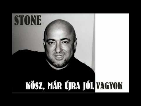X-Faktor Kovcs Lszl STONE - Ksz, mr jra jl vagyok