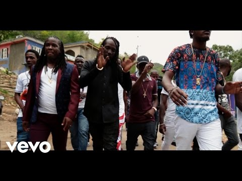 Mavado Progress new videos