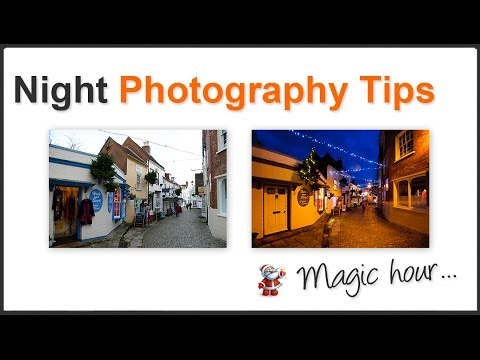Street Night Photography Tips Photography Tips Night