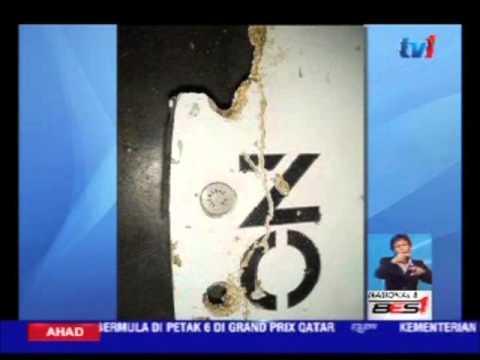 MH370- KEDUA-DUA SERPIHAN DIANALISA DI AUSTRALIA -8PM [20 MAC 2016]