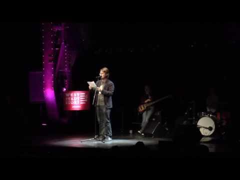 WSS: Johannes Floehr - Eine Rede zur Lage der Situation - WestStadtStory Poetry Slam