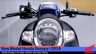 Honda Scoopy I 2018 Model