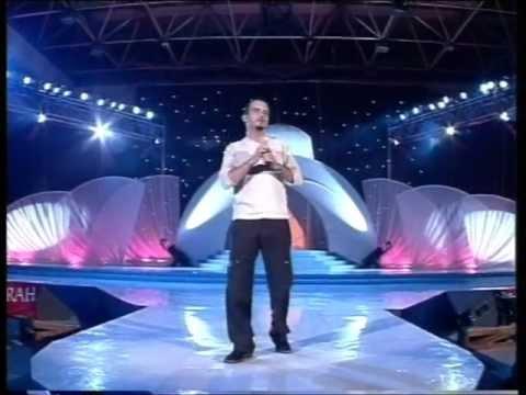 Toni Cetinski - Zbog nje @ Miss BiH 1999