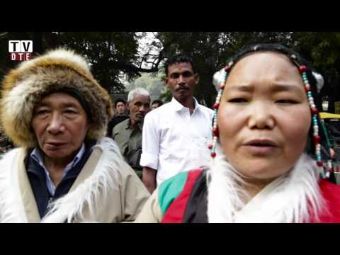 Climate March for Tibet