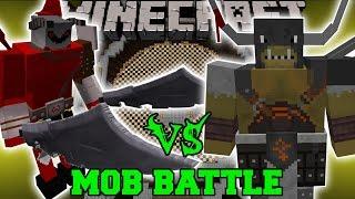 KRI'L TSUTSAROTH VS CYCLOPS GOLEM & GENERAL GRAARDOR - Minecraft Mob Battles - Runescape Mod