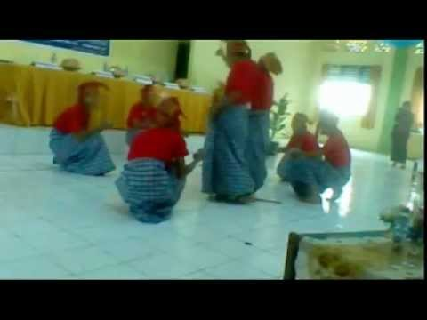 Tari Ganrang Bulo By Gmp Sul-sel video