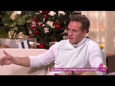 Családi házba költözik karácsonyra Polyák Lilla, Gömöri András Máté és a gyerekek - tv2.hu/fem3cafe