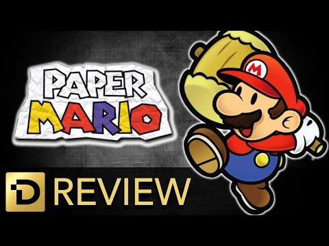 Paper Mario 64 Review