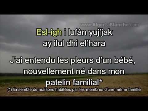 Idir - Aya El Xir Inu