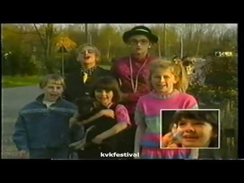 Kinderen voor Kinderen Festival 1990 - Blij, bang, boos