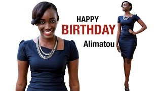 Fefsy | Happy Birthday Alimatou Ndiaye