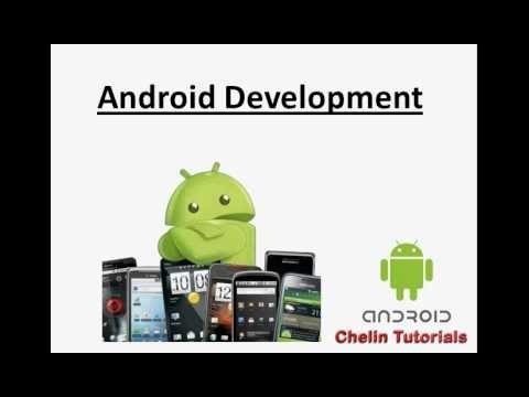 Tutorial Android : Introduccion