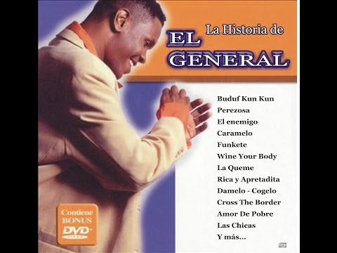 El General Historia - Disco Completo (1992)