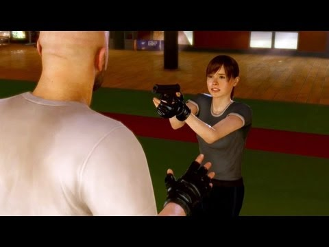 Beyond Two Souls : Fight Training (Gameplay Video) Image 1