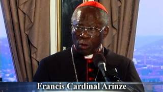 """Faithfulness to Vocation: Priesthood, Consecrated Life and Marriage"" Francis Cardinal Arinze"