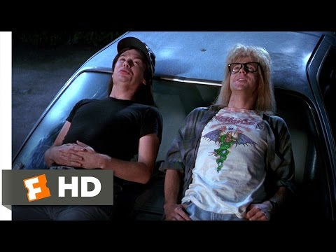 Wayne's World is listed (or ranked) 8 on the list My Top Movies of All Time!!!