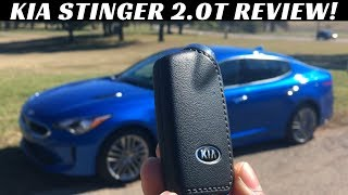 Is the base model Kia Stinger even any good?!