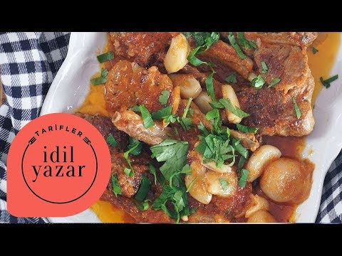 Domatesli Kuzu Pirzola Tarifi - İdil Tatari - Yemek Tarifleri