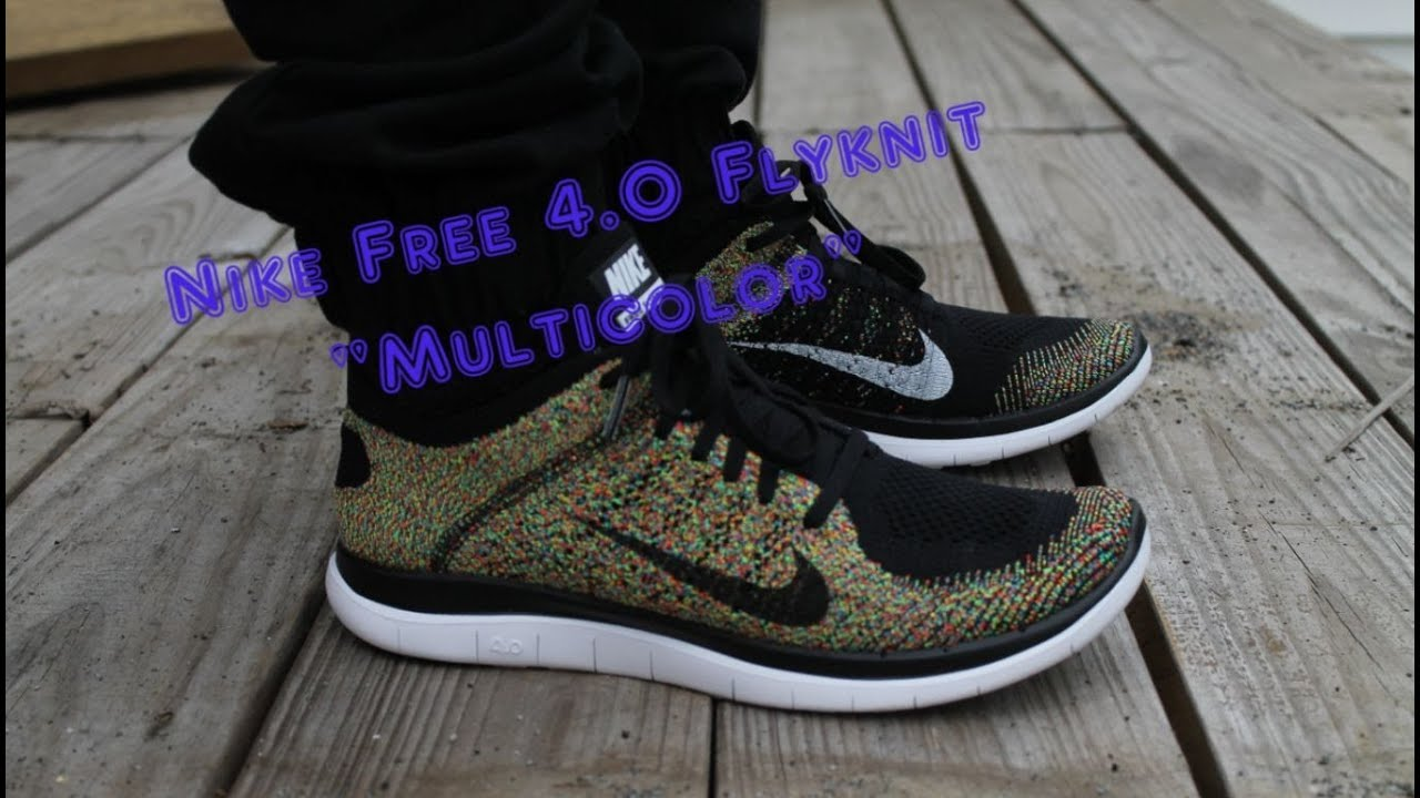 Nike Free Flyknit Multicolor Mens Nikes Discount Factory