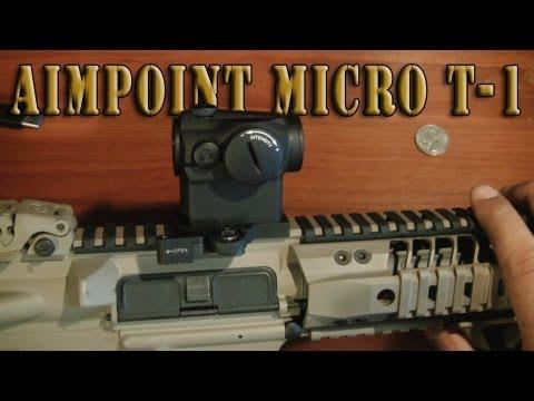 Aimpoint Micro T-1 & LaRue LT660