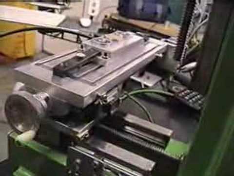 Fresa cnc Mini-mill