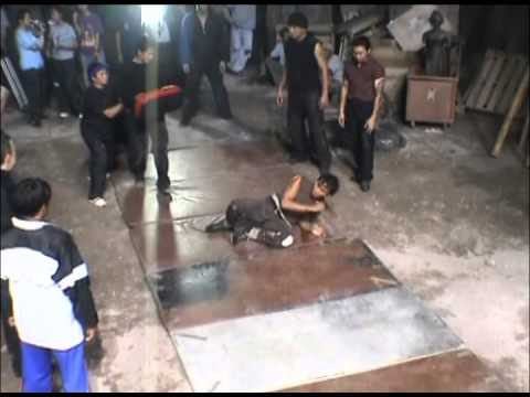 Tony Jaa - Training For Ong Bak video
