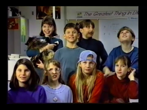 Prophetic 1995 Student Internet PSA