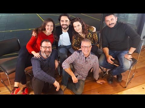 Can Yılmaz, Emrah Kaman & Deli Aşk Filmi Oyuncuları - Yekta Kopan'la Noktalı Virgül