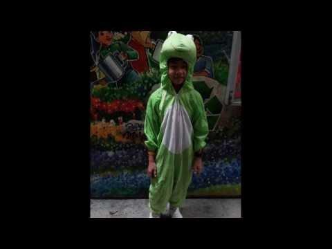 Frog Dance video