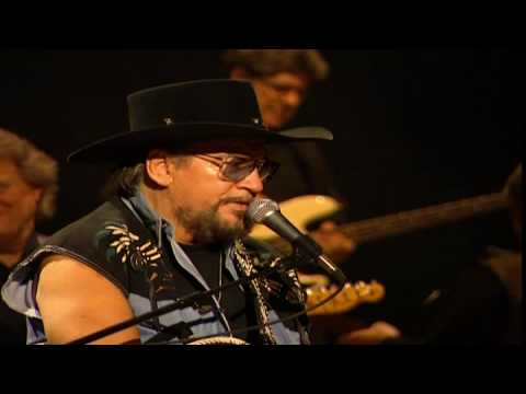 Waylon Jennings & Waymore Blues Band - Drift Away (Live in Nashville - 2000)