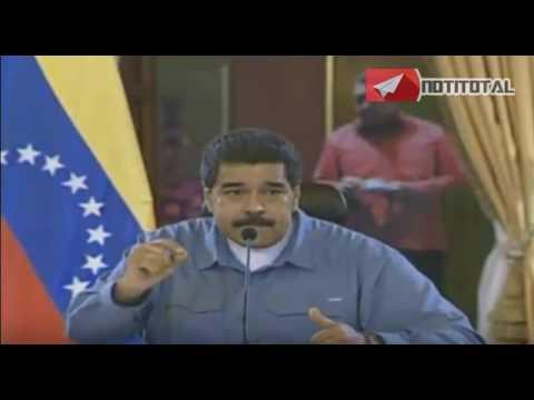Maduro aseguró que Citibank cerrará cuentas del BCV y Banco de Venezuela