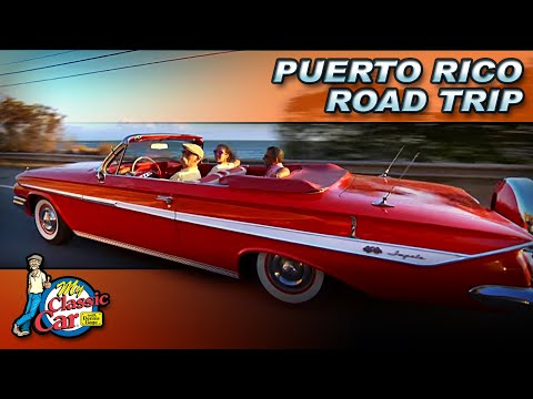 My Classic Car Season 18 Episode 16 - Puerto Rico Road Trip