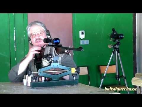 la carabine Maral de Browning cal 300 Winchester magnum