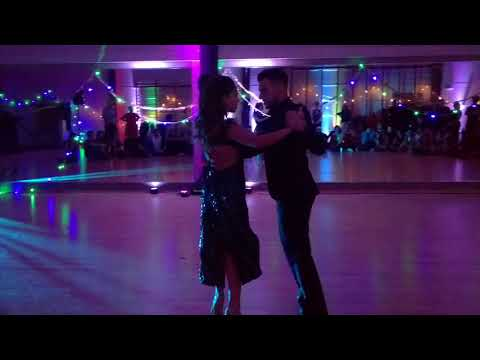 UKDC - Xmas Party - Maria & Leandro (Tango performance) - video by Zouk Soul