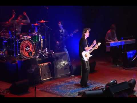 Steve Vai For the love of god live in Minneapolis