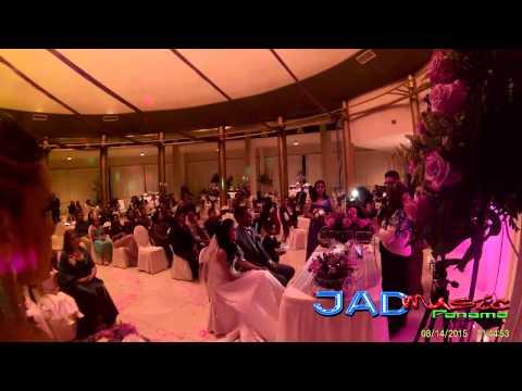 Jad Music Panama - Boda 14 de Agosto