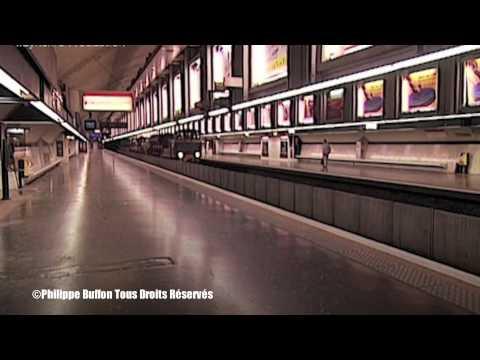 Paris: La Police du Métro, la chasse aux délinquants