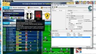 Top eleven Be a footbal menager  hack cheat engine