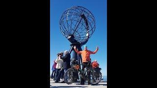 Radreise zum Nordkap 2017