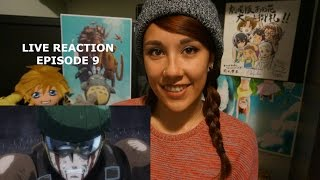 One Punch Man (Episode 9): Live Reaction & Review