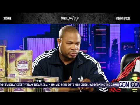 Inside The Smoker's Studio W/ Xzibit - GGN S. 3 Ep 18