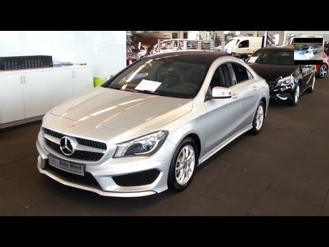 Mercedes-Benz CLA 2014 In depth Review Interior Exterior