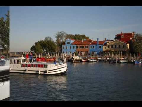 Italia - Venezia in Houseboat - Fluvial Tour -
